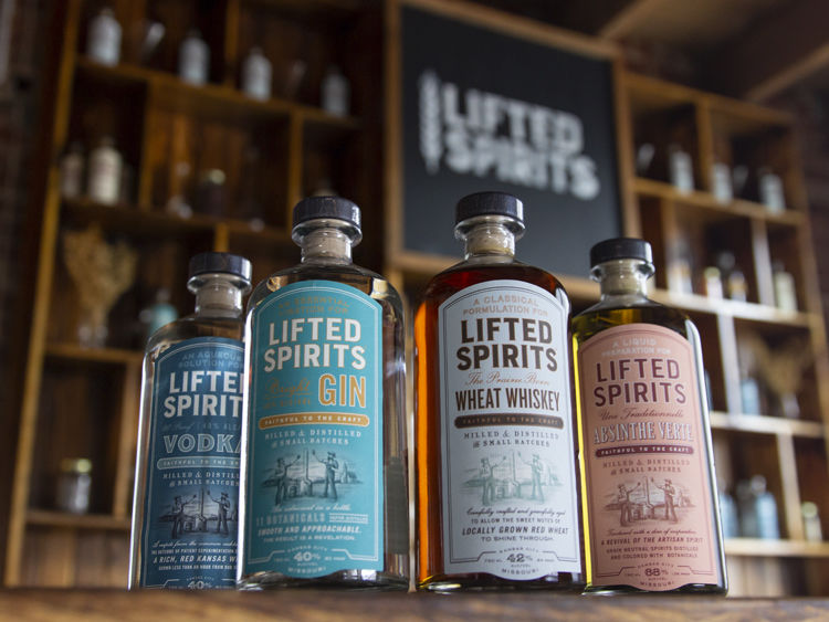 Lifted Spirits Wheat Whiskey