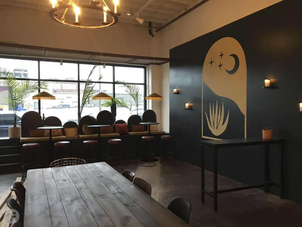 Agave Lounge Interior