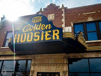 The Golden Hoosier Exterior