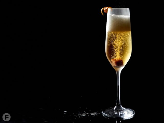 The Ultimate Champagne Cocktail