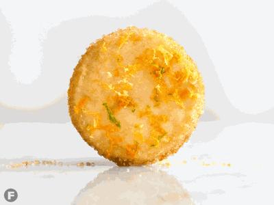 Citrus Shortbread
