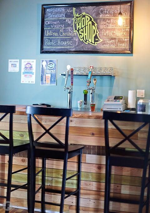 Saint Louis Hop Shop Bar