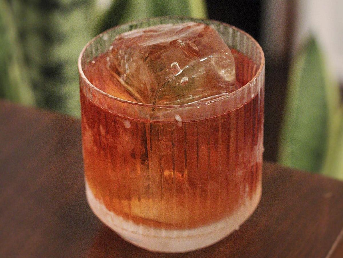 Drastic Measures Cocktail