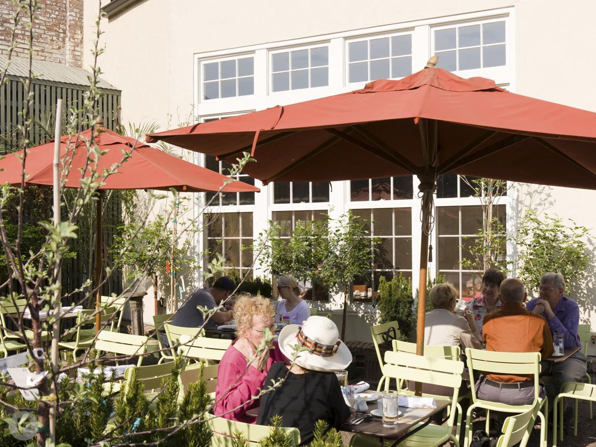 Café Osage Patio