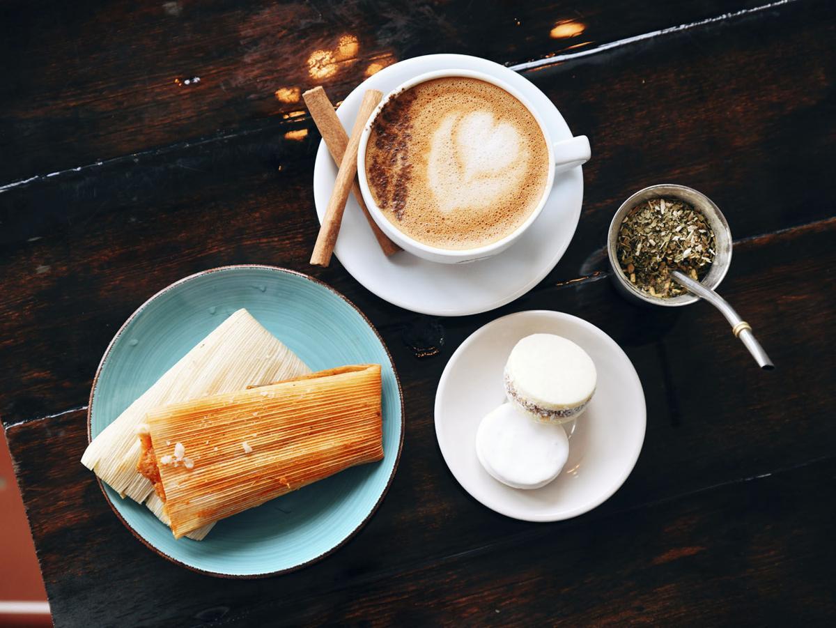 Café Corazón food and drinks
