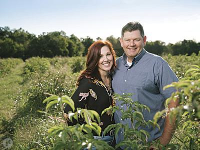 Elder Farms Ann and David Buehler