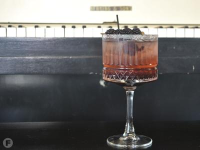 The Mocktail Lounge
