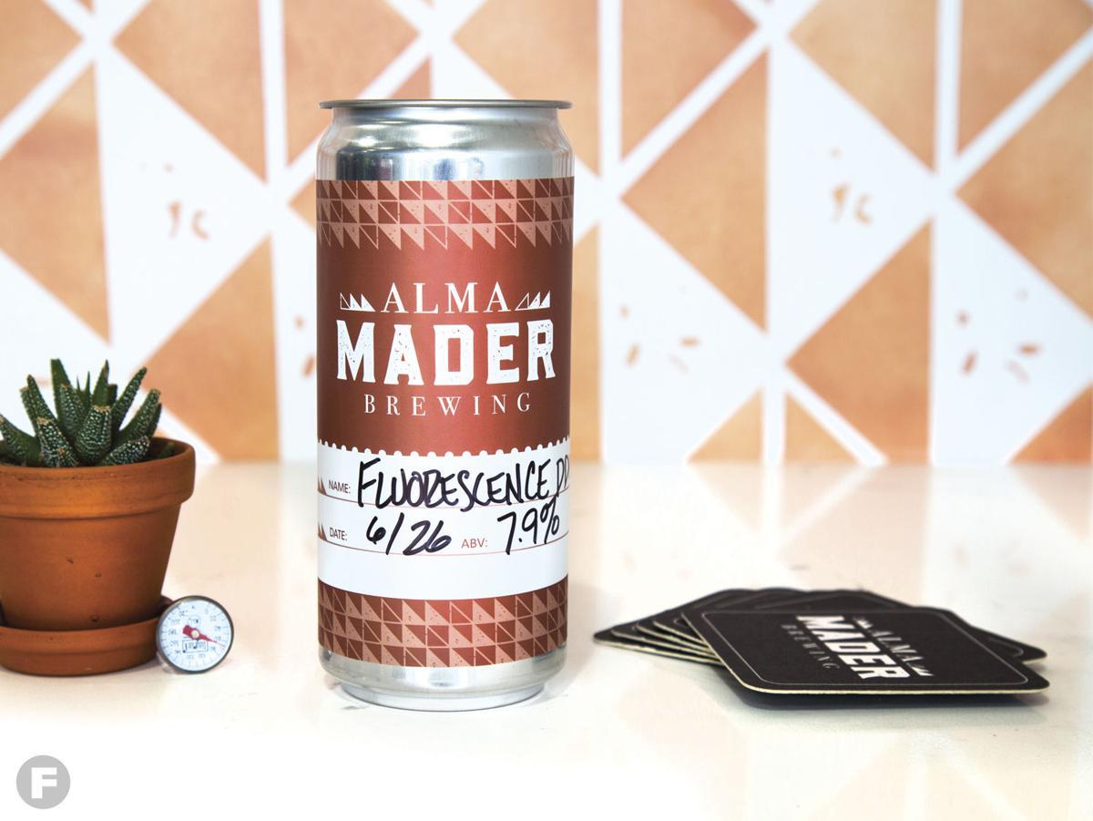 Alma Mader Brewing Beers