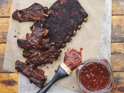 Feast TV Taste & See: BBQ and Spirits