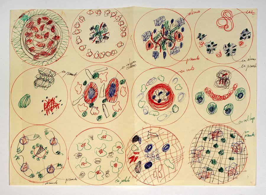 Ferran Adrià: Plating Diagram