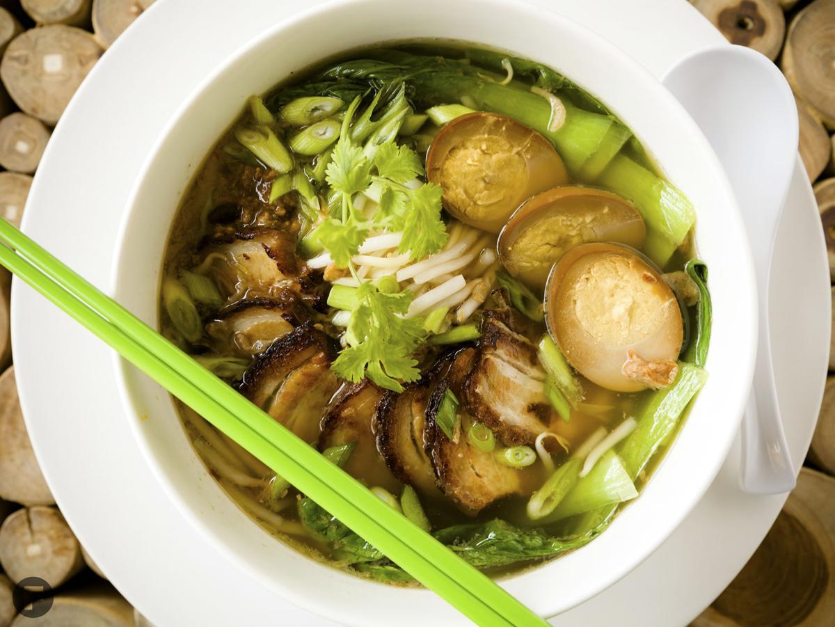 Hiro Asian Kitchen Ramen