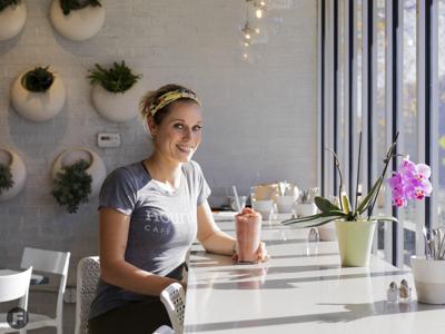 Nourish Café + Market Kimber Dean