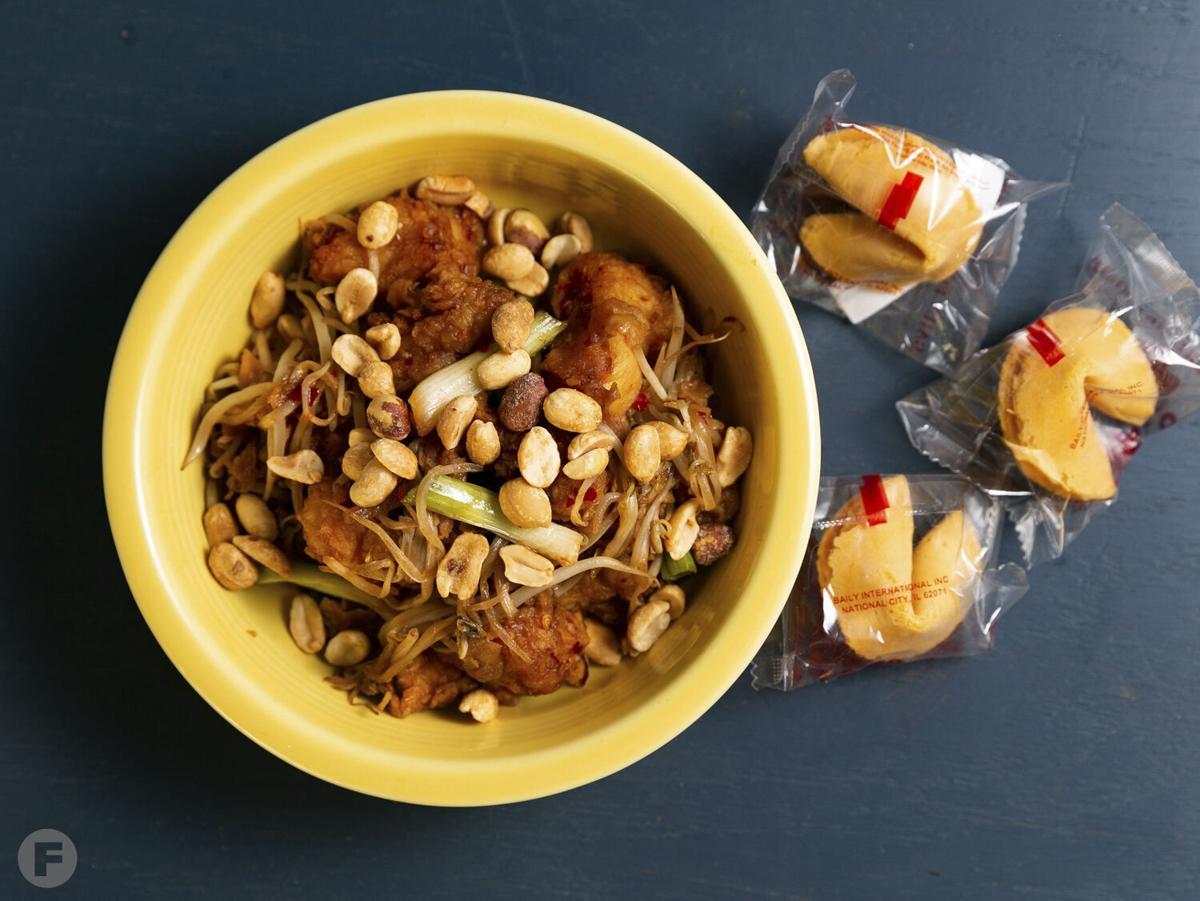 Cashew Station Han's Chicken