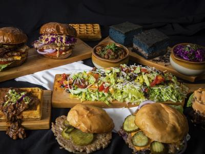Chixen Kansas City Dishes