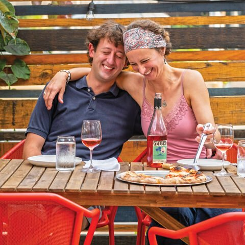 Natural Wine Feature John-Paul and Julie Fortney