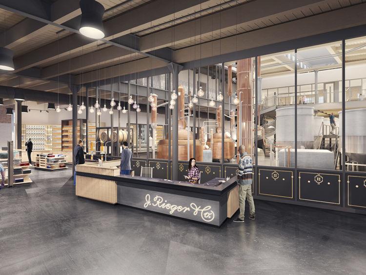 J. Rieger & Co. Interior