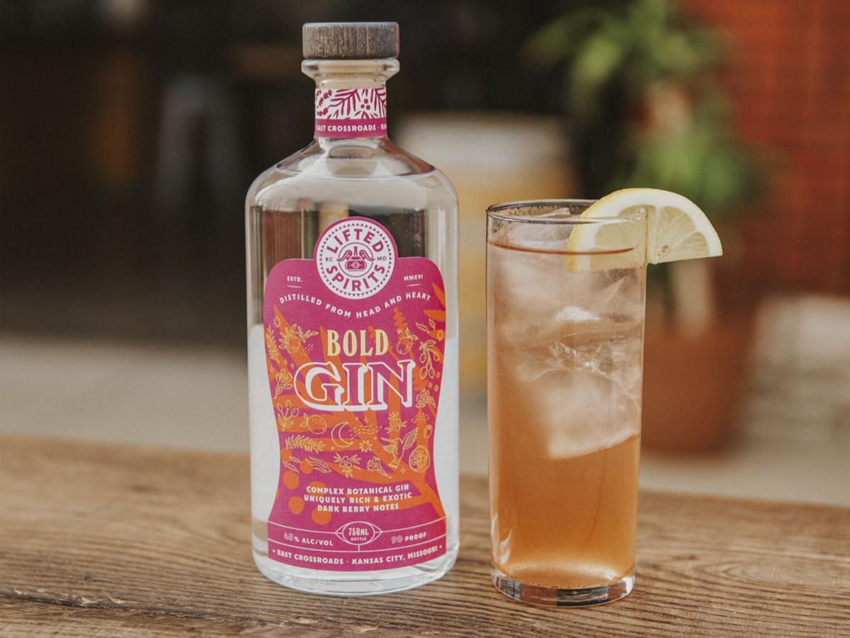 Lifted Spirits Bold Gin