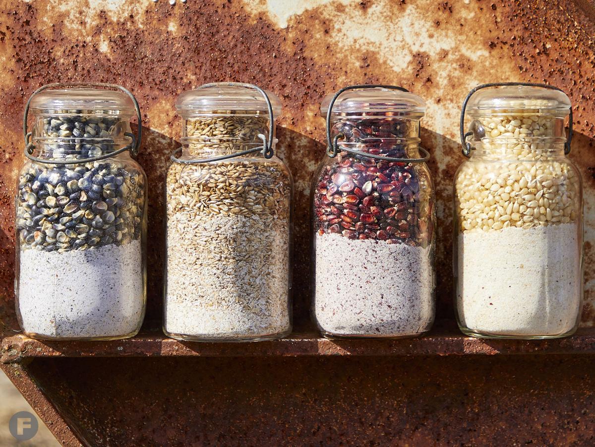 Brian Severson Farms Grains