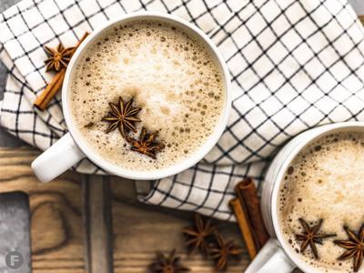 Bourbon Chai Tea