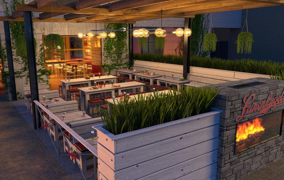 leinenkugel u0027s restaurant to open in the power u0026 light district