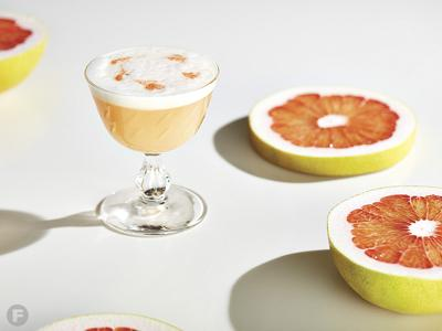 Salted Pomelo Sour