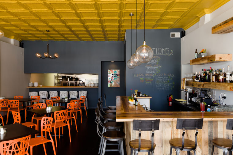 SNEAK PREVIEW PHOTOS: Tree House Vegetarian Restaurant