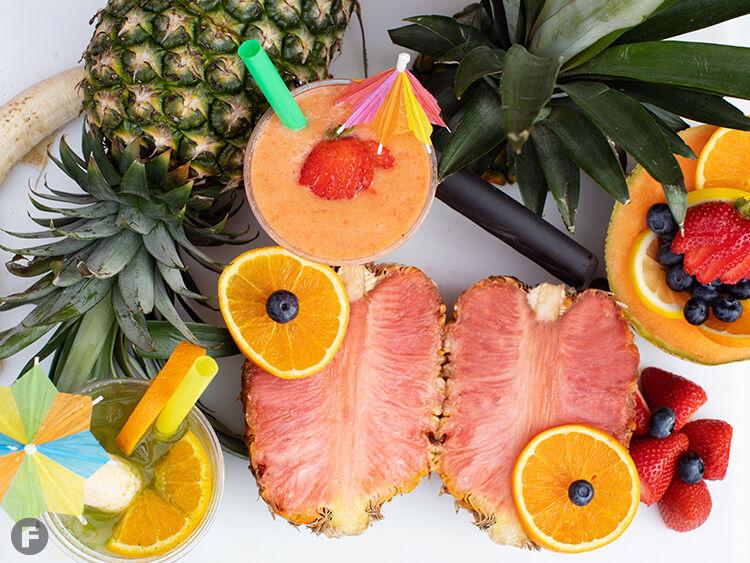 Fox Park Smoothie & Juice Bar juices