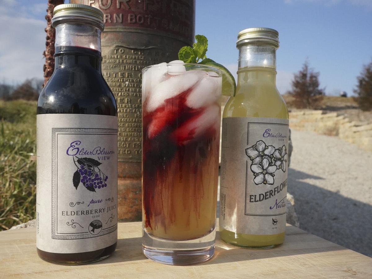 ElderBlossom View Cocktail