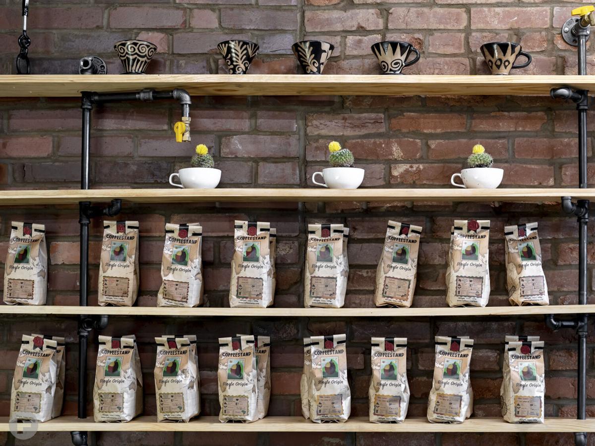 Coffeestamp Bagged Coffee
