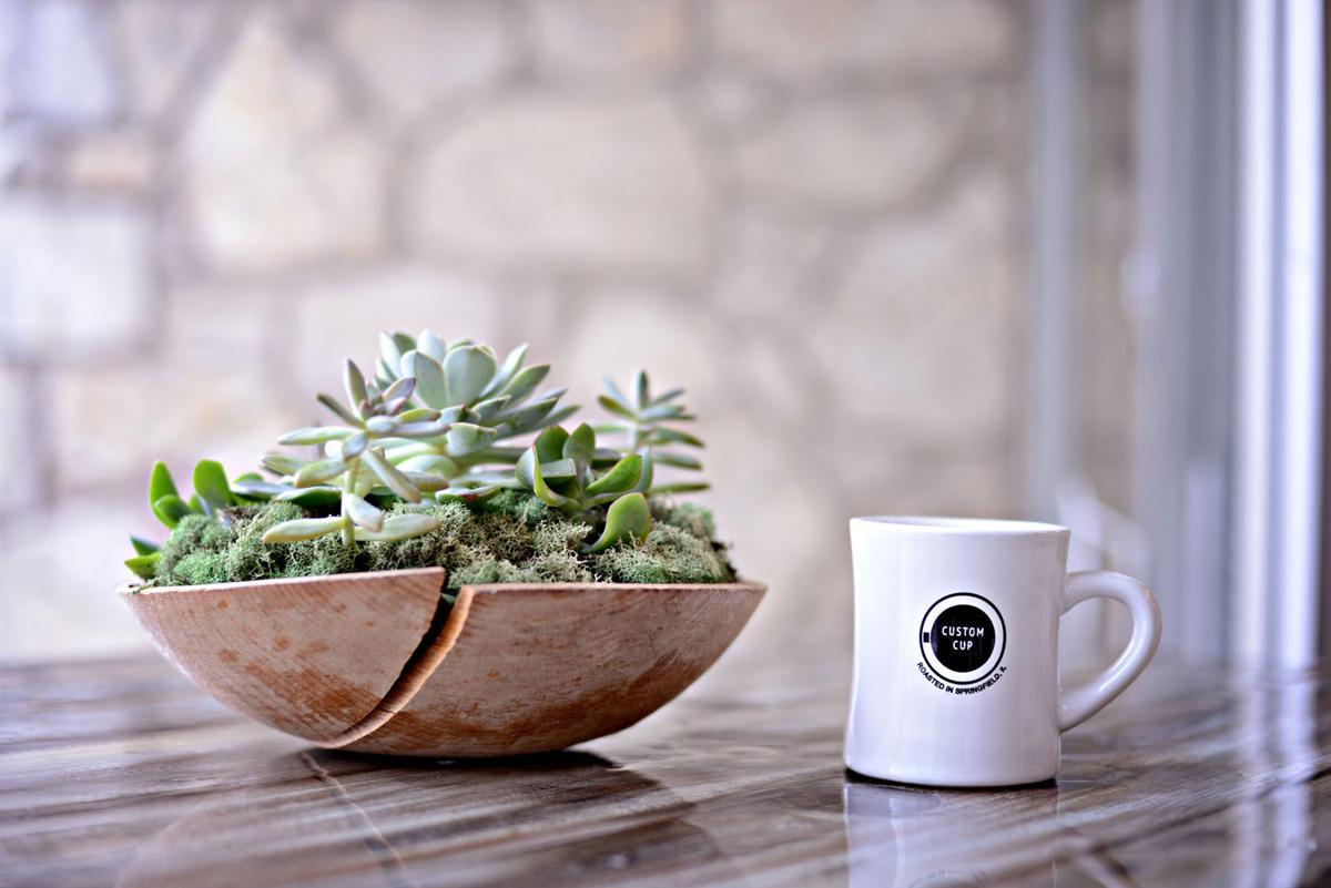 Custom Cup: Cup of Coffee