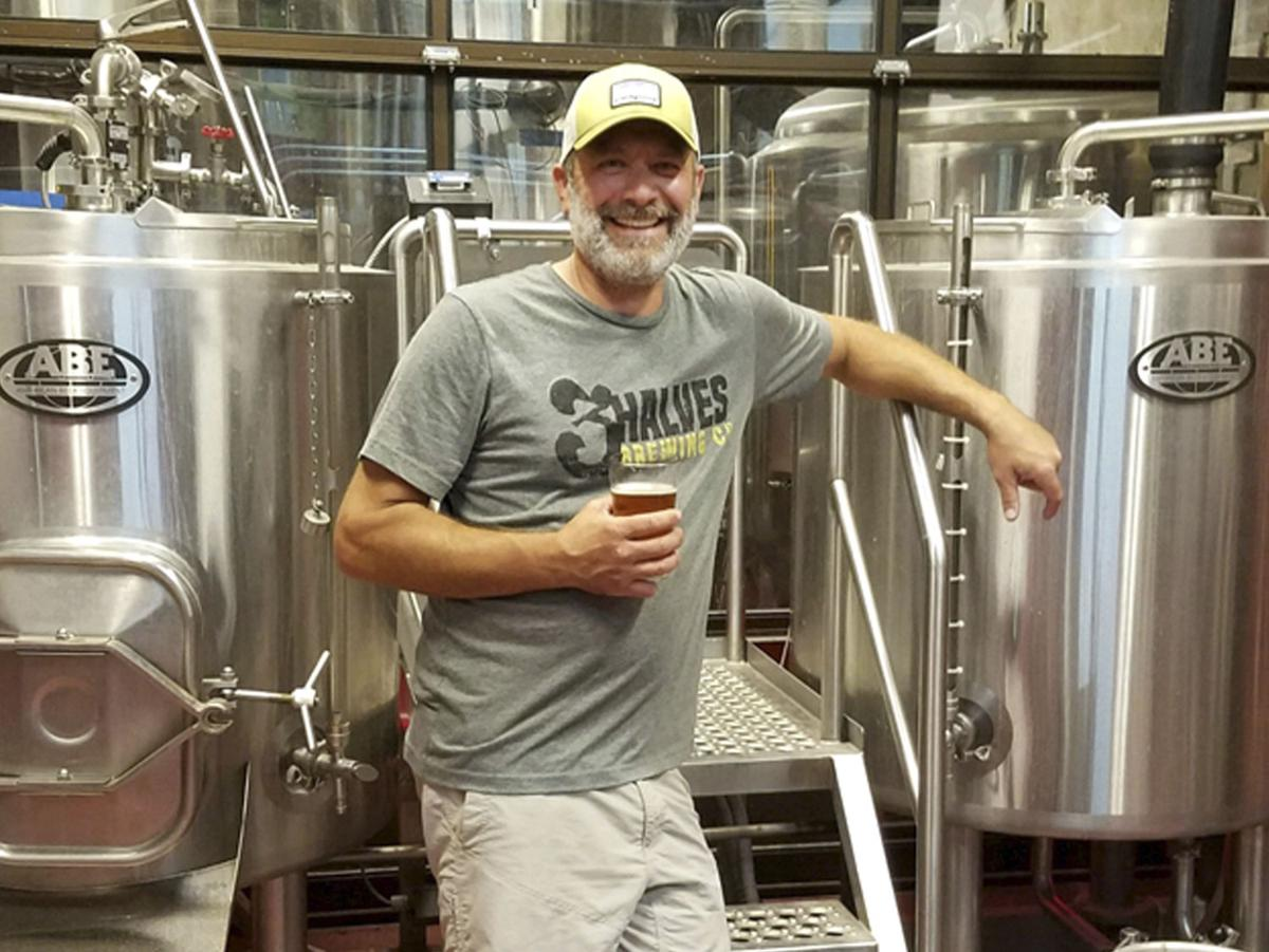 3Halves Brewing Co. John Kennebeck