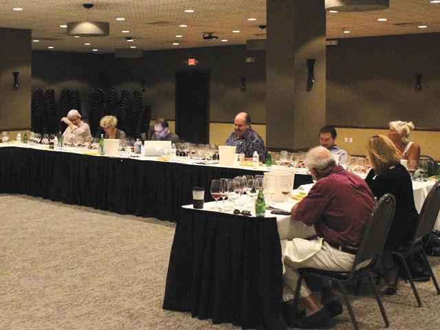 Missouri Wine Competition Judging Panel