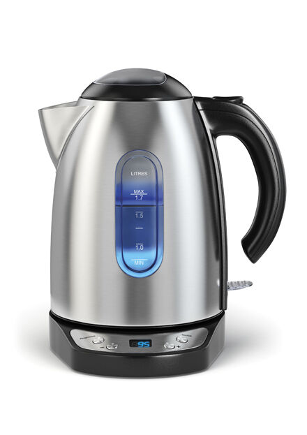 Crash course electric kettle