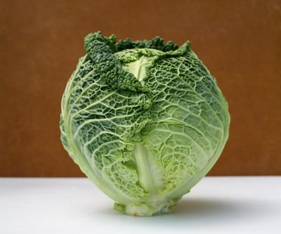 Mystery Shopper: Savoy Cabbage