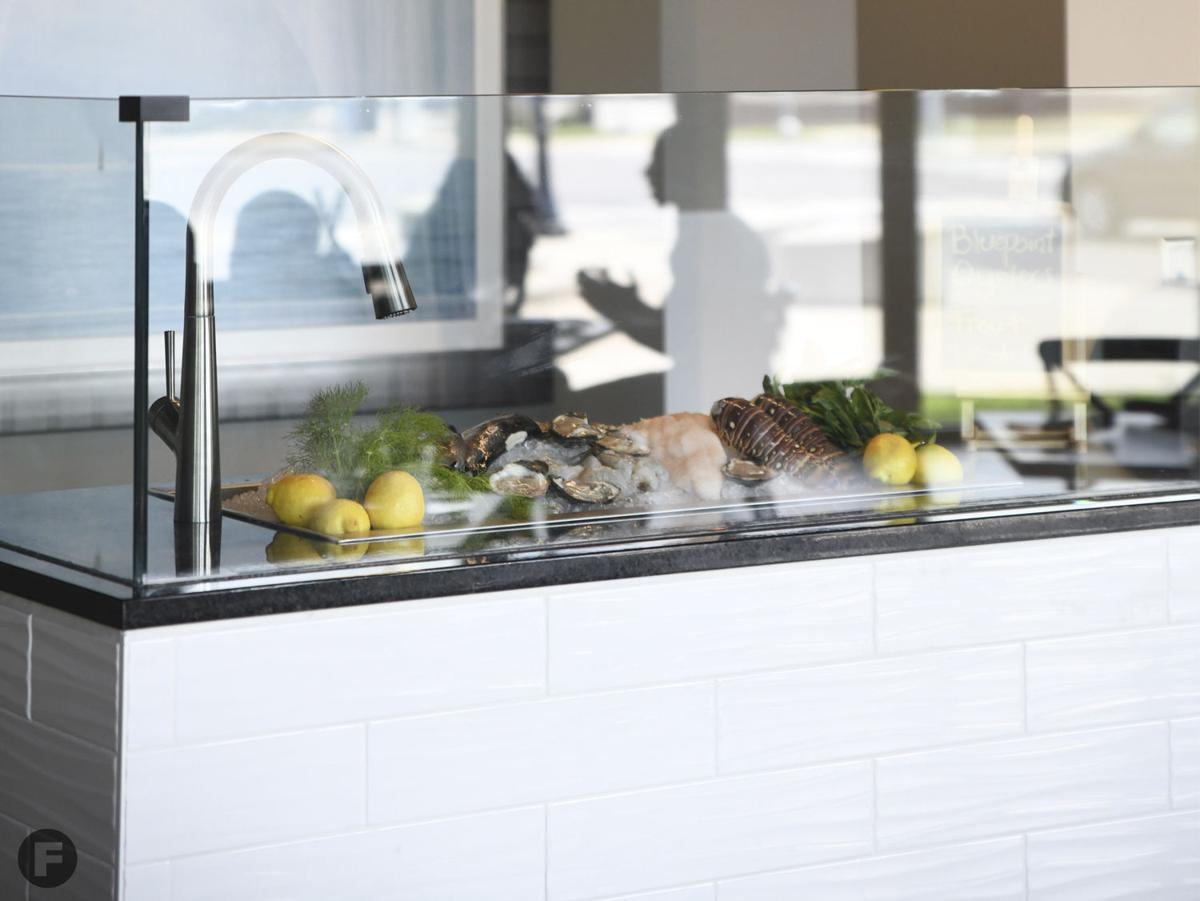 Soirée Steak & Oyster House Seafood Bar