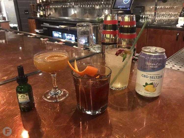 Hogshead Cocktails