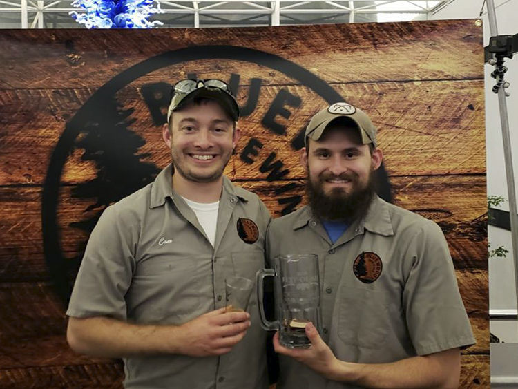 Bluewood Brewing Owners