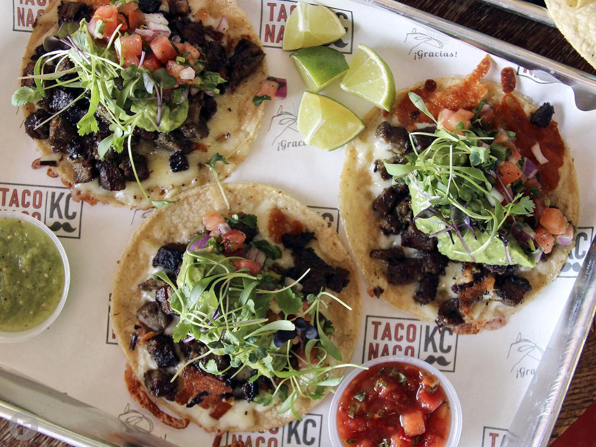 Taco Naco Carne Asada Tacos