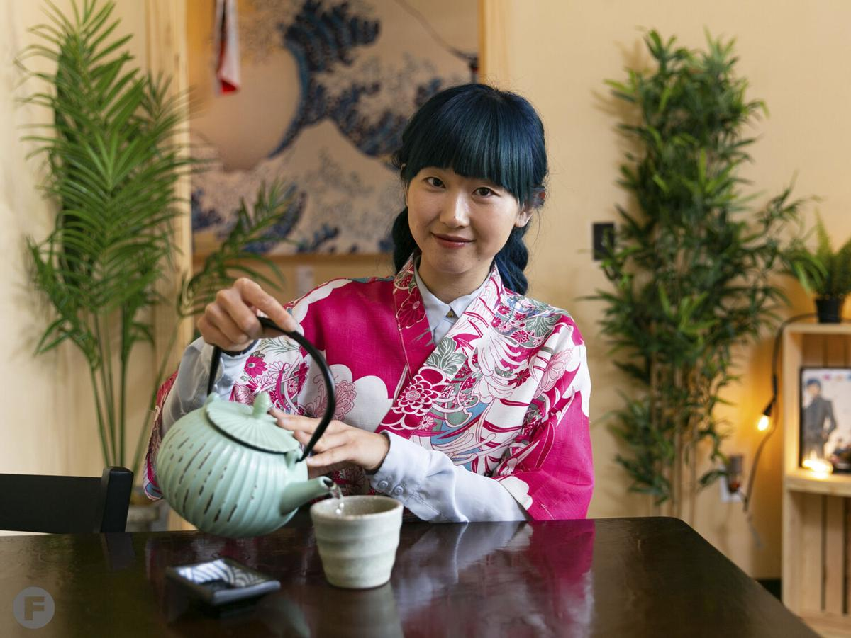Stephanie Liu of OMO Japanese Soul Food