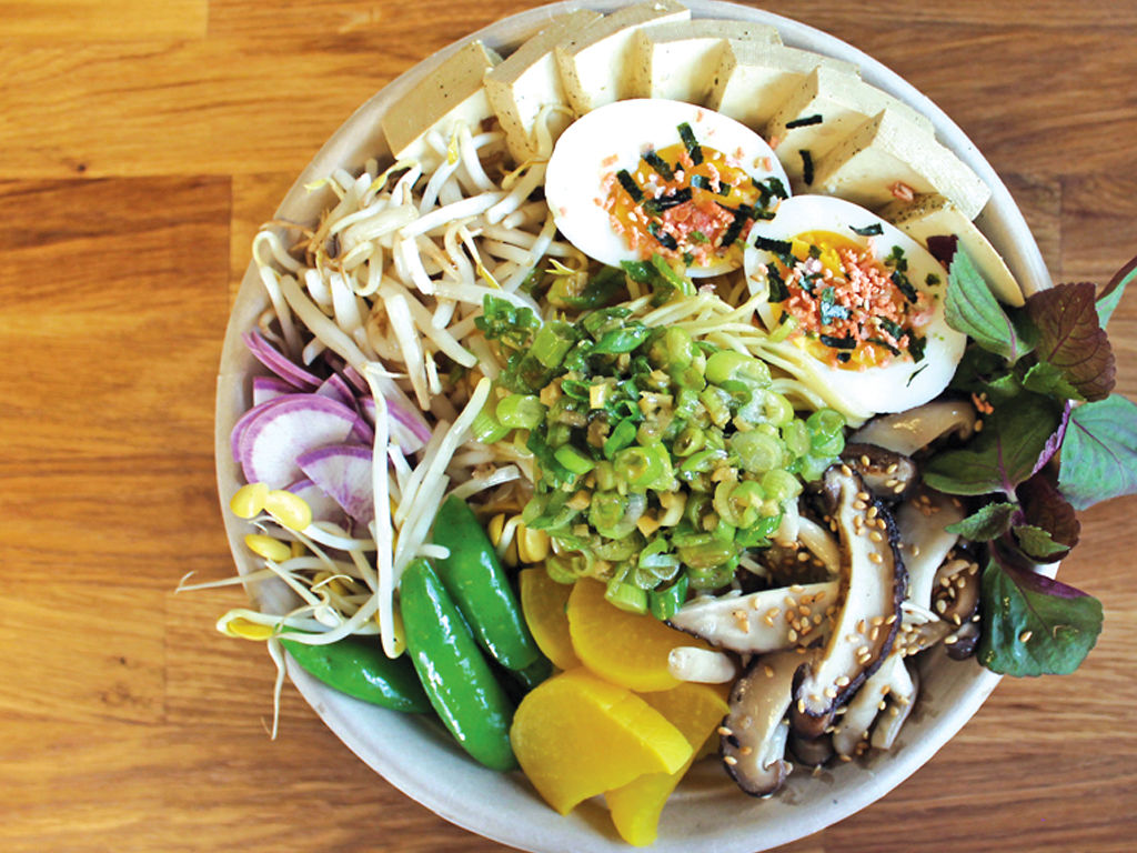 Kounter Kulture Serves Locally Sourced Asian Fare To Go In