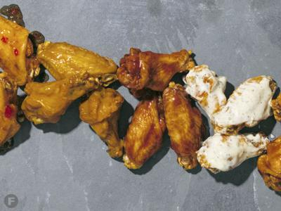 Wingin Out wings