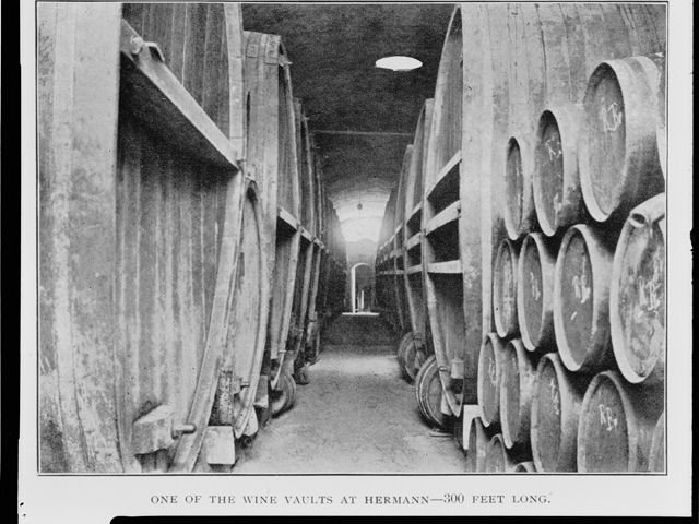 Hermann Wine Vault