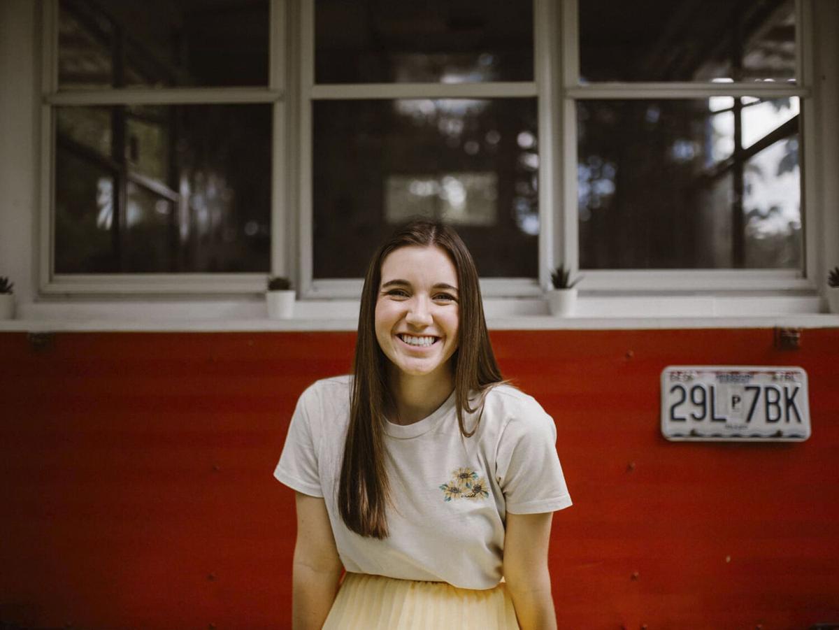 Abby's Acai Co Owner Abby Voelker