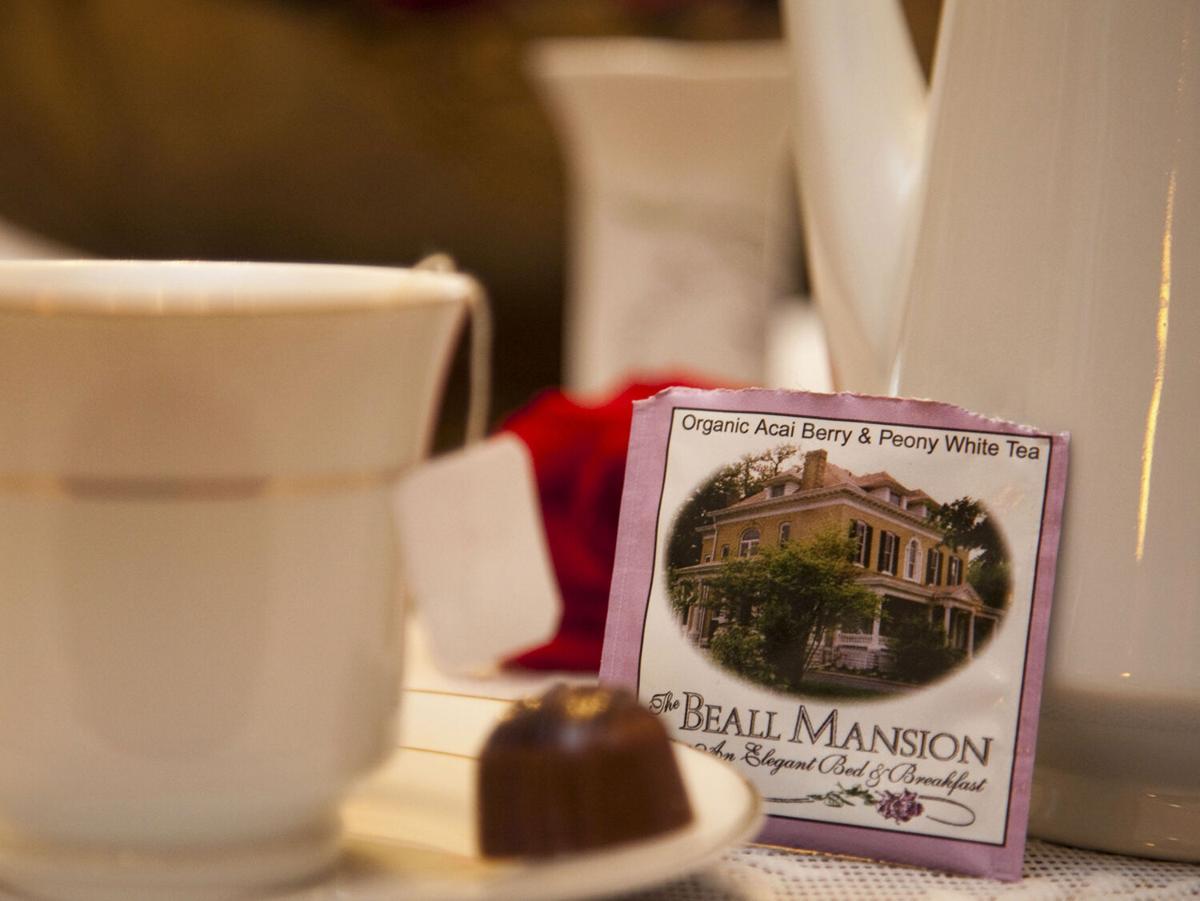 Beall Mansion Hot Drinks Bar