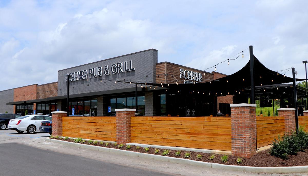 The Corner Pub and Grill exterior