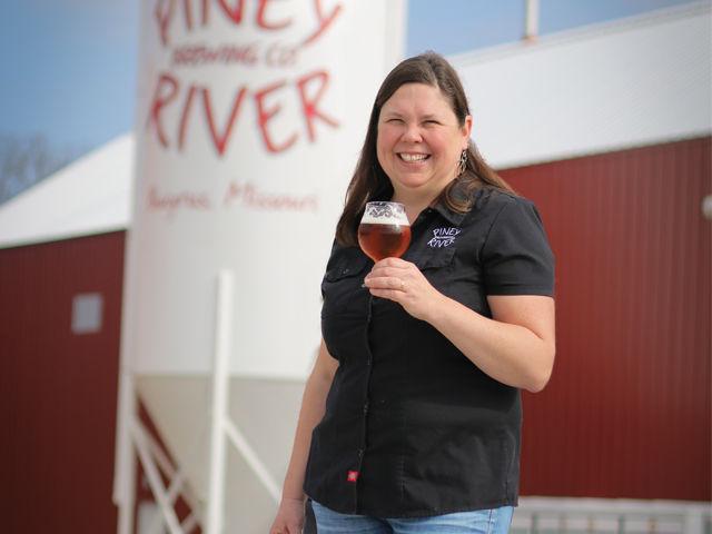 Piney River Brewing Co. Joleen Durham