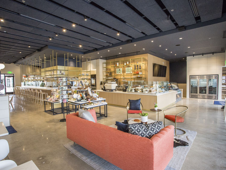 Caffetteria Interior