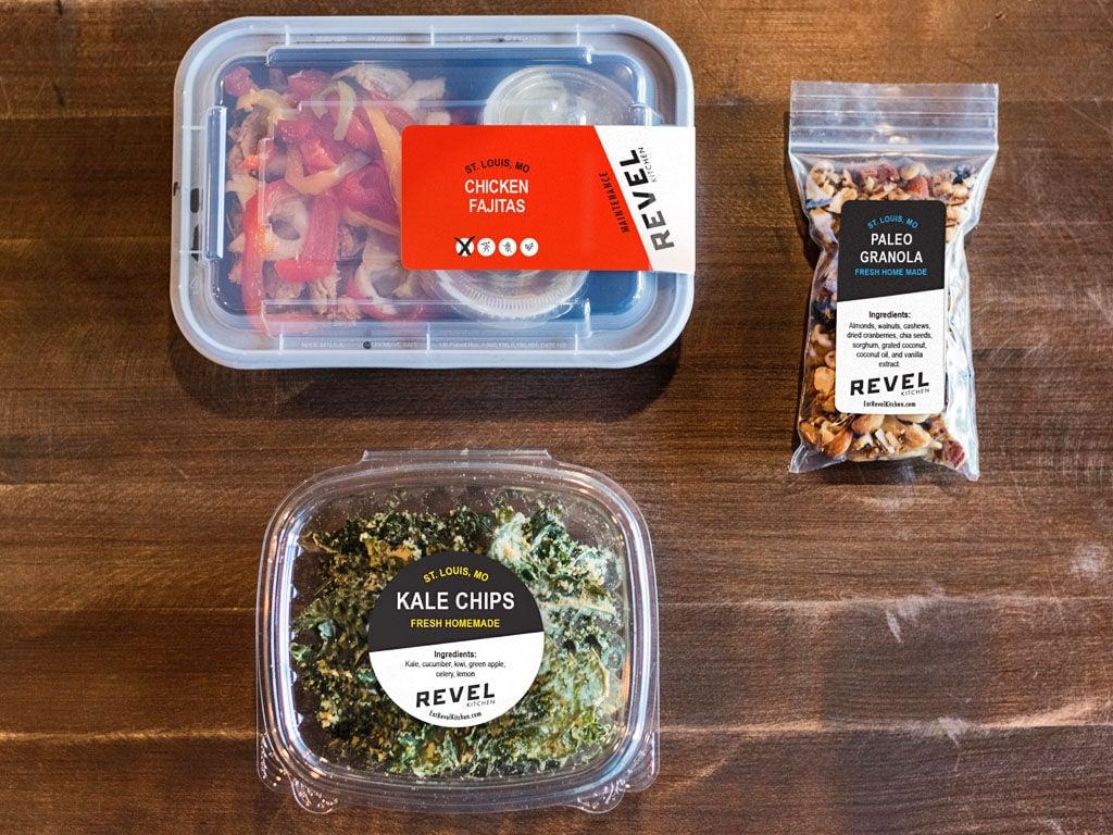 Branding Revel Kitchen Prepared Foods