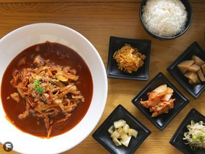 Little Korea Chicken Jaeyook