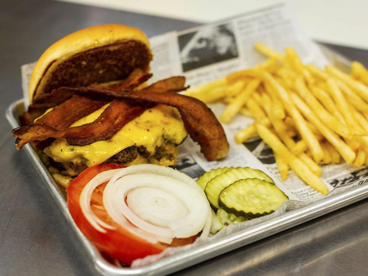 Rich's Famous Burgers Burger